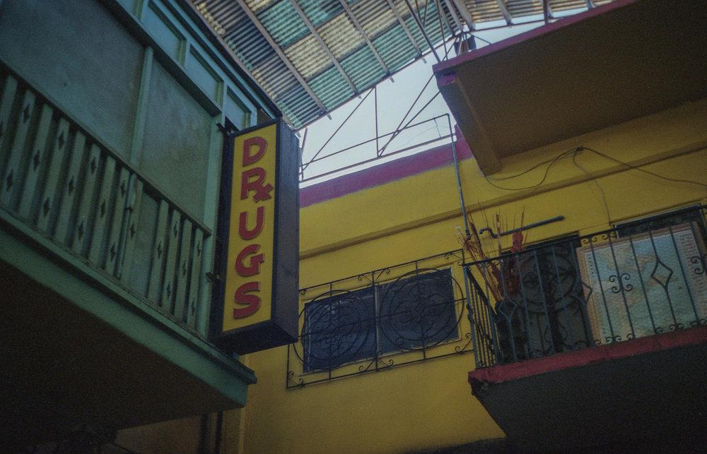 Tijuana, Mexico. February 2018. Captured by  Ricardo Carlota . Kodak Portra 400 35mm Film, Olympus Stylus.