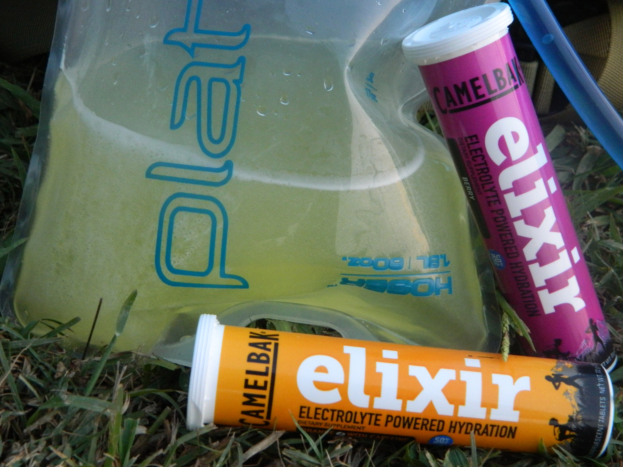 Camelbak Elixir Electrolyte Replacement Tablets