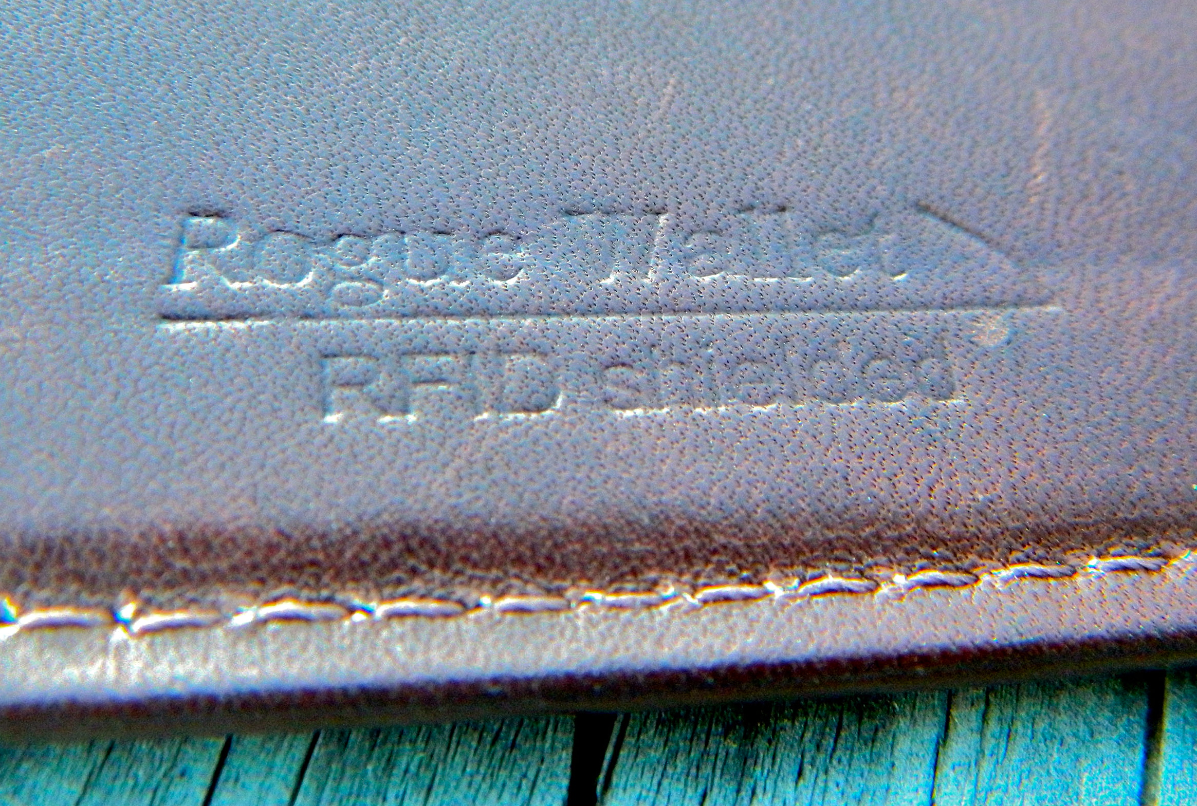 Rogue RFID Blocking Wallet