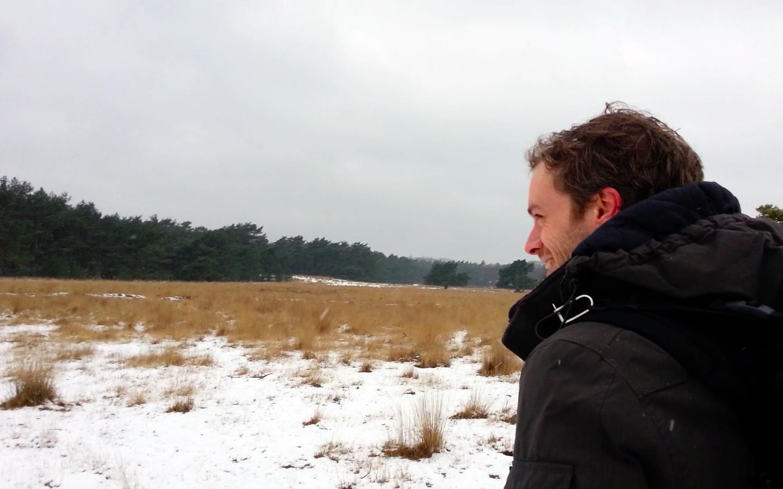 Snow on a plain 2