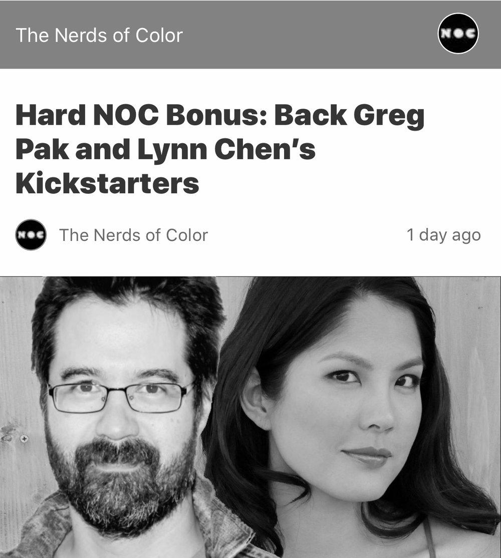 Kickstarter Lynn Chen