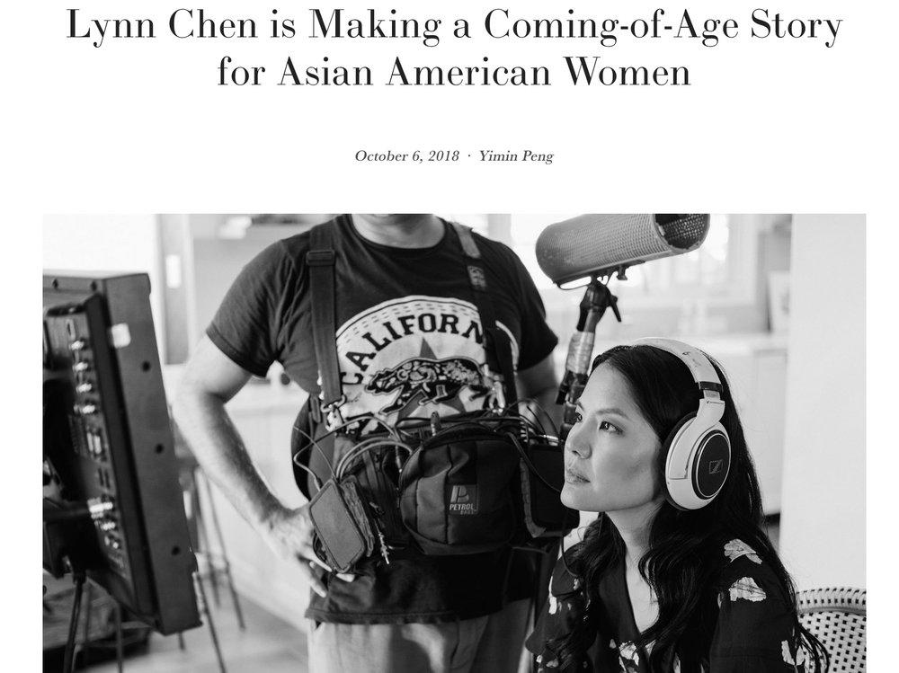 Mochi Magazine Lynn Chen