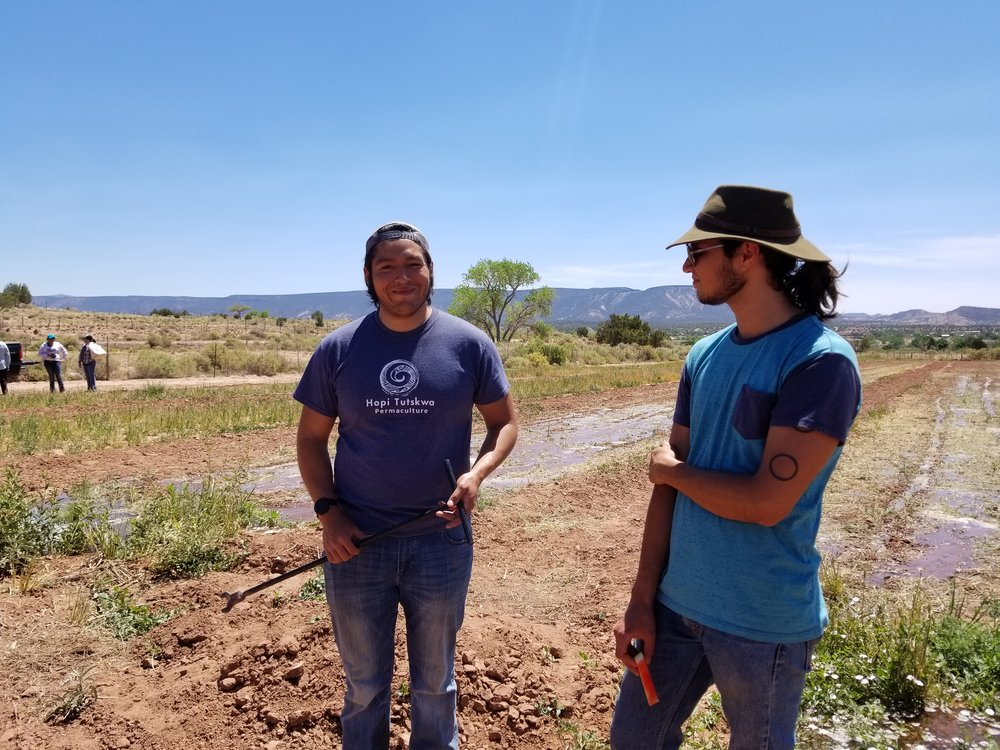 Earth Walks to Jemez Pueblo 2018