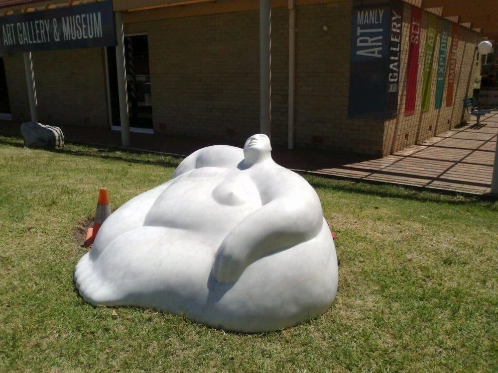 Install at Manly.