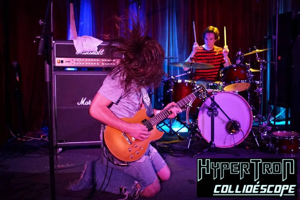 HyperTron CollideScope