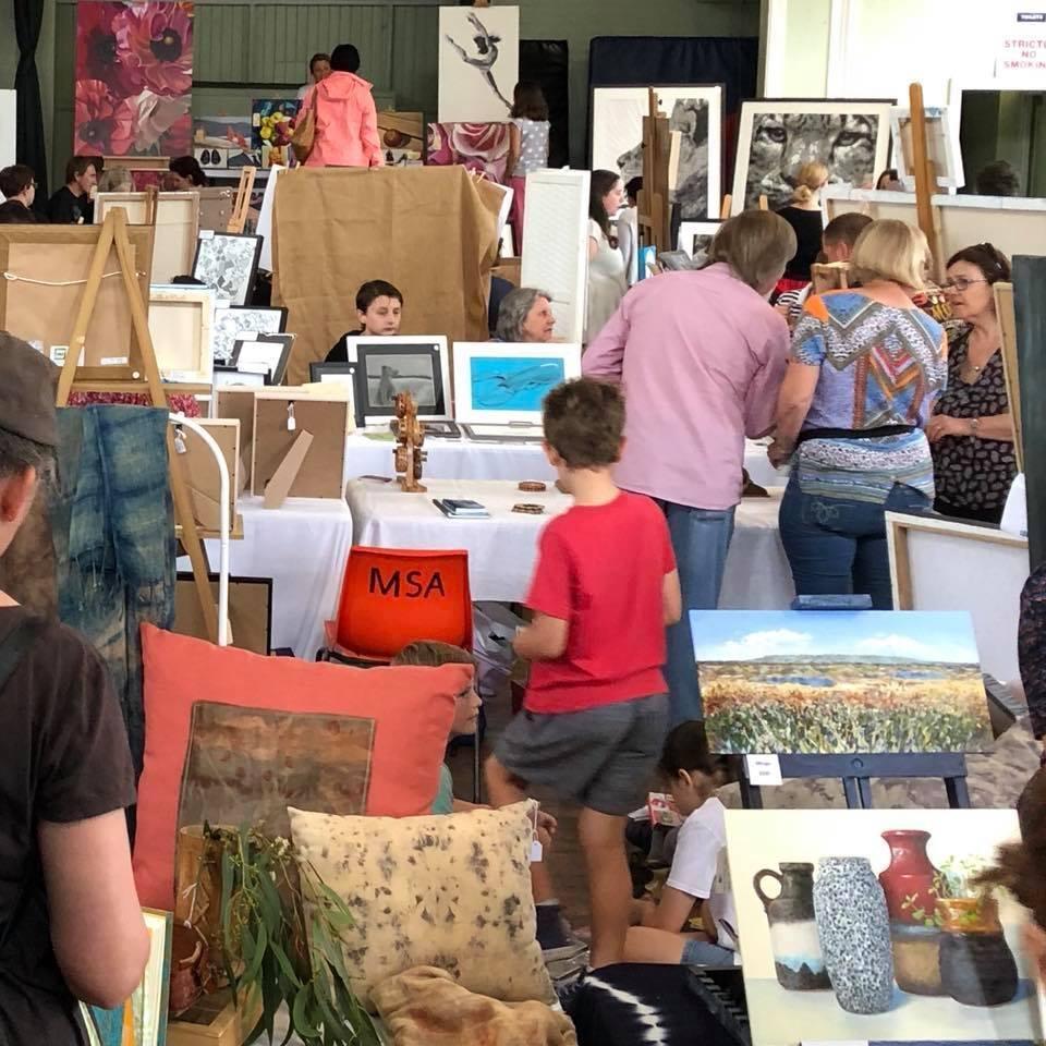Southside Art Market from 2017