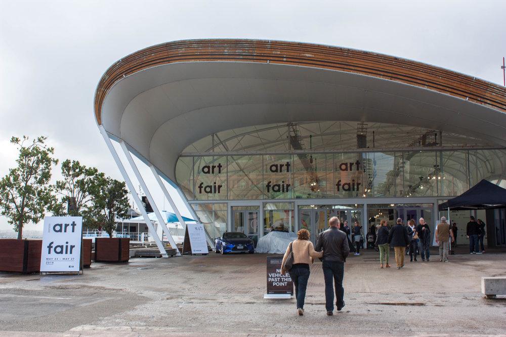 Auckland Art Fair 2018 at The Cloud