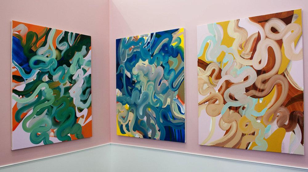 Grace Wright - Auckland Art Fair