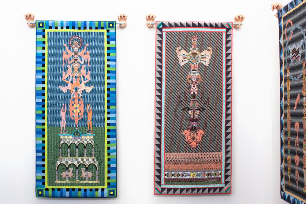 Jess Johnson - Auckland Art Fair