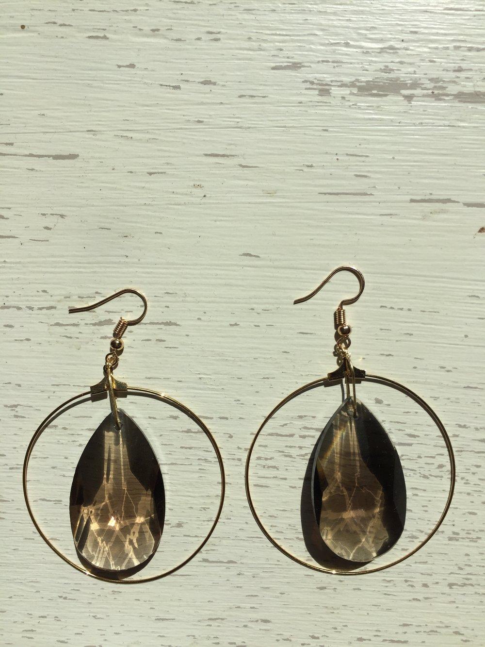 final earrings