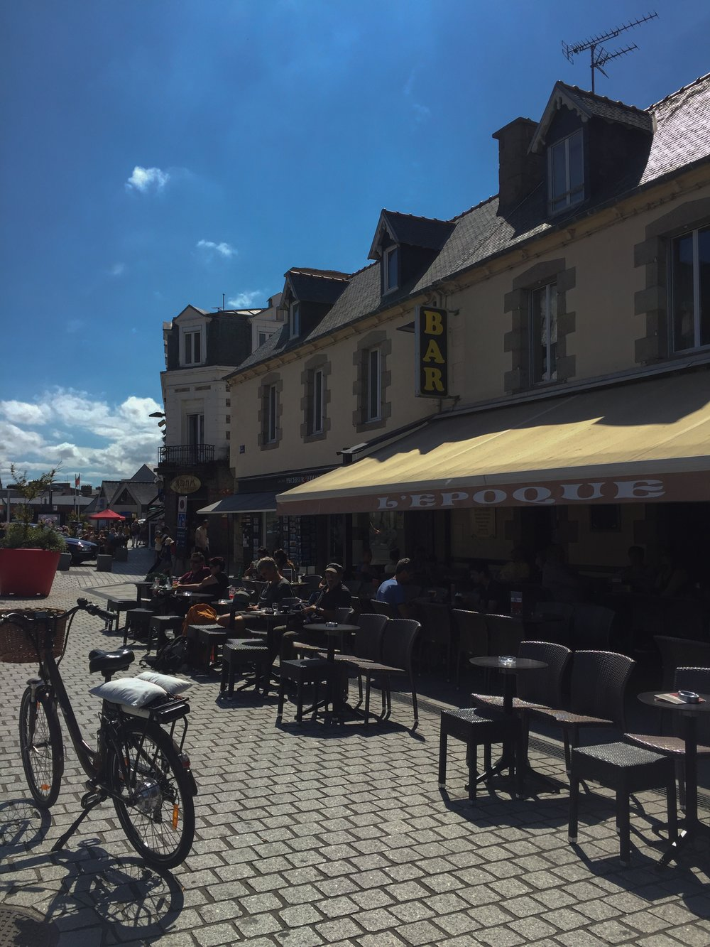 cafe side of main street