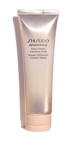 Shiseido extra creamy cleansing foam