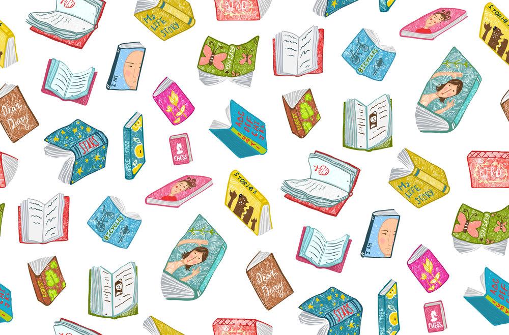 Kitty Gang December Books