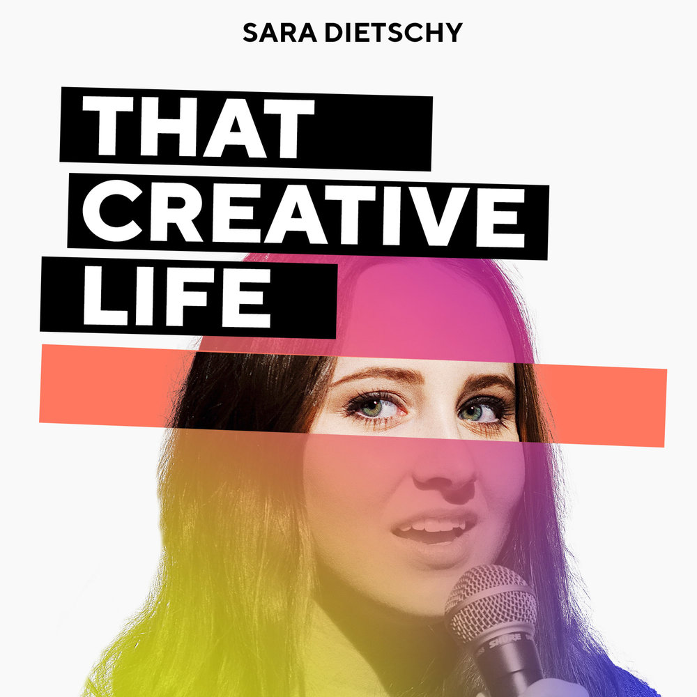 That creative life podcast
