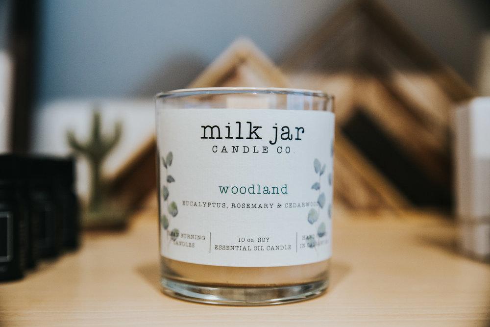 Milk Jar Candle Co.