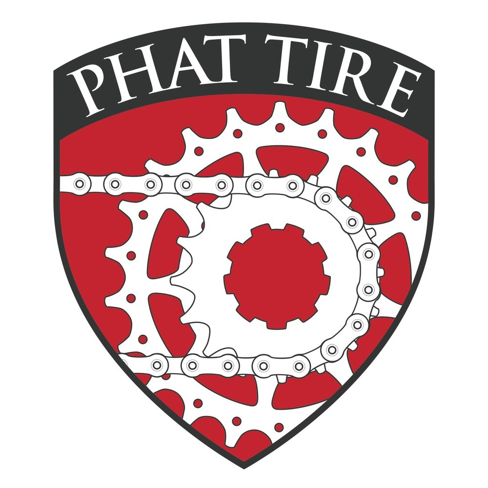 "Phat Tire bike shop is our hometown resource for all things bicycle. A deep knowledge of the local trails and supreme attention to detail make them certified LEGIT! They sponsor the BREW everyday from 4-6pm. Also check out their sweet "" Trail Talk "" videos."