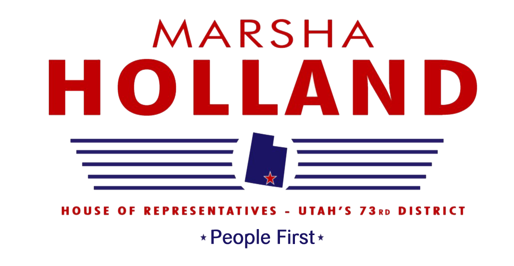 Marsha Holland For Utah State House Of Representatives District 73