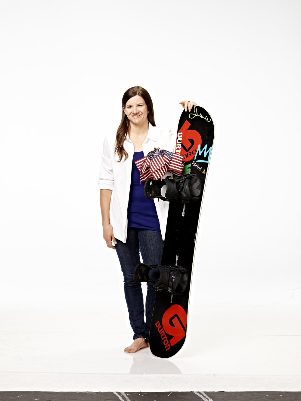 FEATURED EPISODE - We had the chance to talk with Kelly Clark, 6x Olympian just before the release of her motivational book,