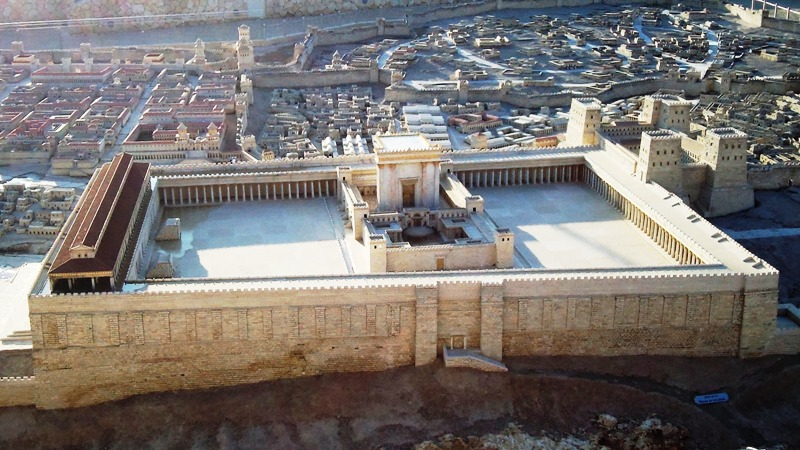 First Century Temple in Jerusalem