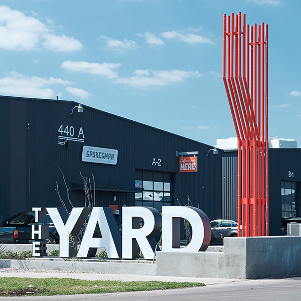 The Yard - St. Elmo District