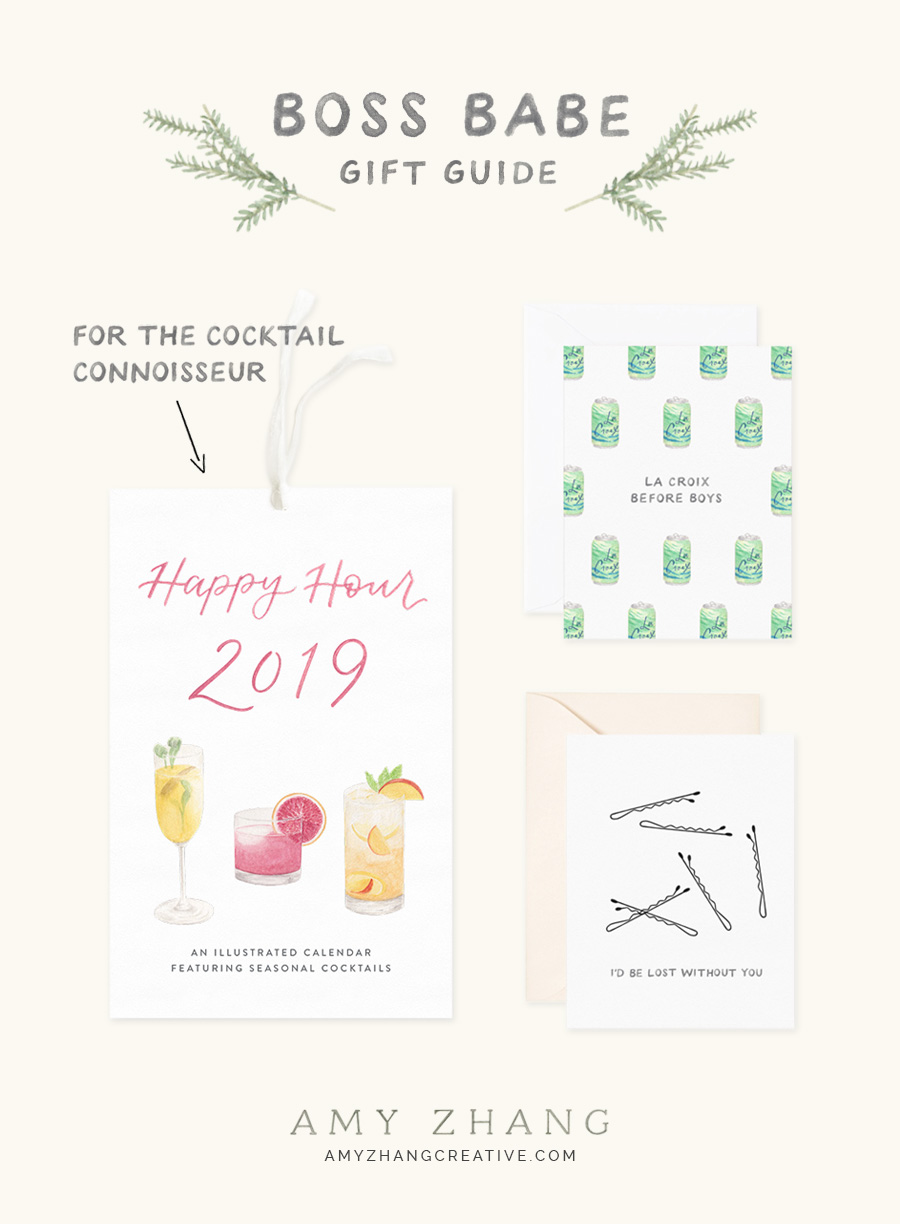 amy zhang creative | boss babe gift guide