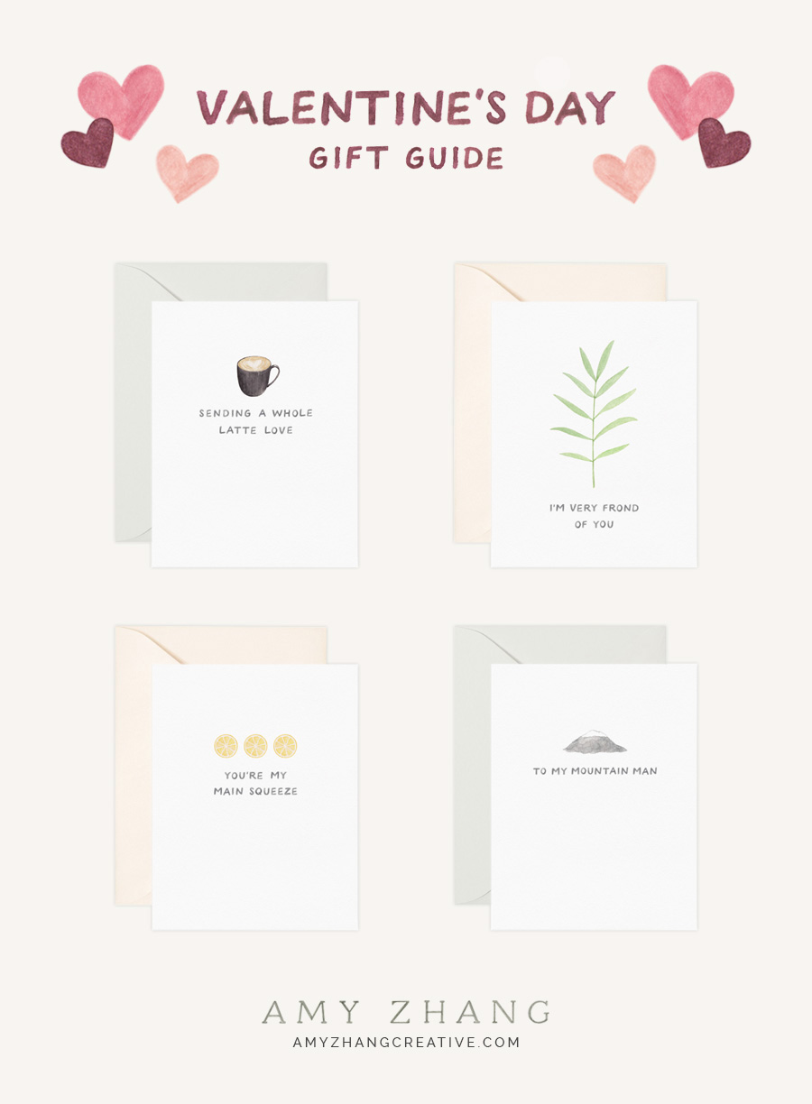 amy zhang creative | valentine's day cards | valentine's day gift guide