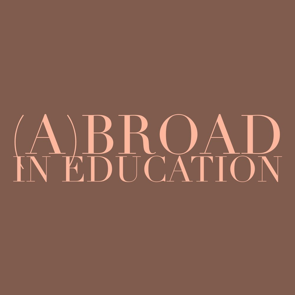 Abroad In Education Album Cover.JPG