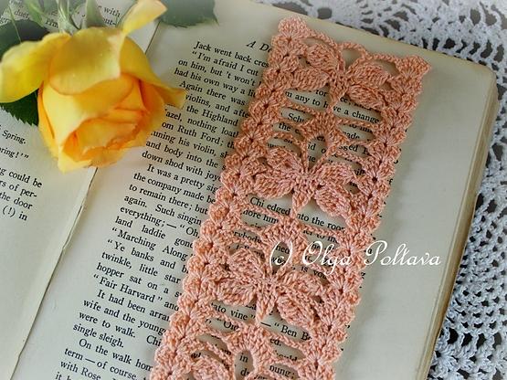 Butterflies Bookmark