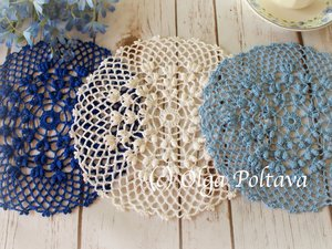 2f75abb3d Newborn Hat with Lace Design