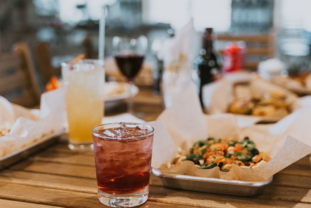 Williamsport Pennsylvania Winery now serving food in their tasting room includes cheesesteak eggrolls, tater tot nachos and more!