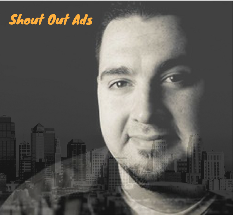 I started Shout Out Ads because I want to inspire people. Particularly, I want to partner with businesses who want to make a difference in the world. The social media we do will lift spirits, speak life, and grow influence.Together We Are Inspirational Social Media.  -