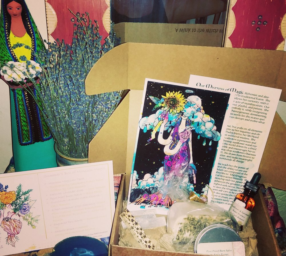 Monsoon Magic ~ Summer Box