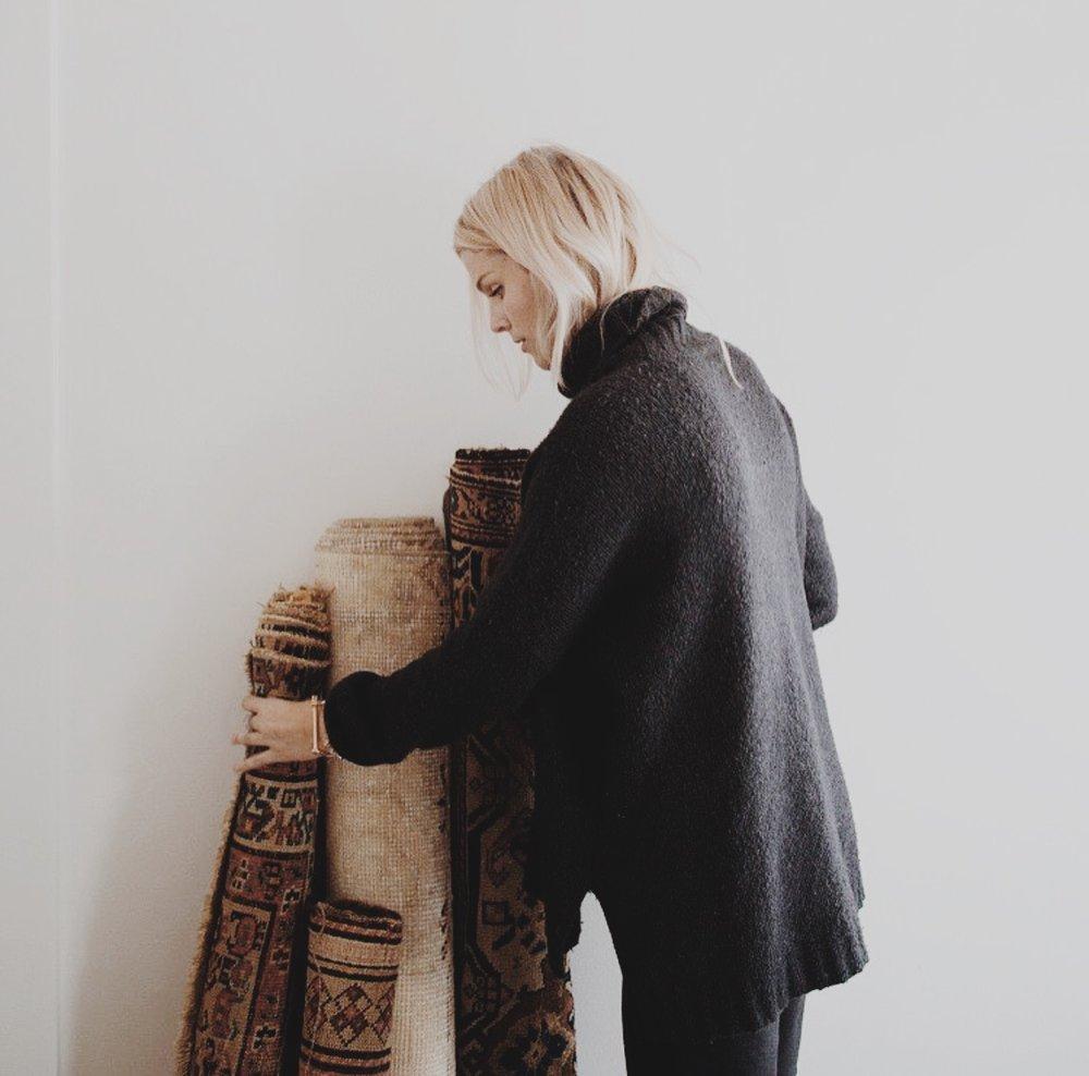 Kelly Vittengl - Creator of Frances Loom, NY