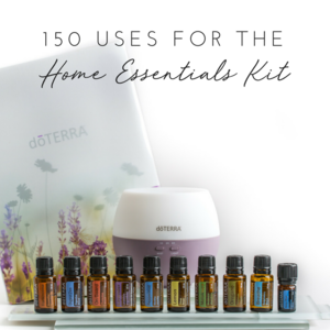 150 Uses for the Home Essentials Kit