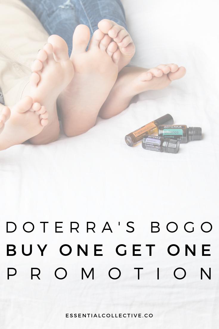 doTERRA  BOGO Promotion
