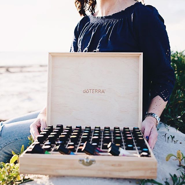 Are essential oils addictive? Technically speaking no!  But should you ever need to explain the desire to fill a large box with every essential oil available - you are simply being prepared for whatever life might throw at you😜