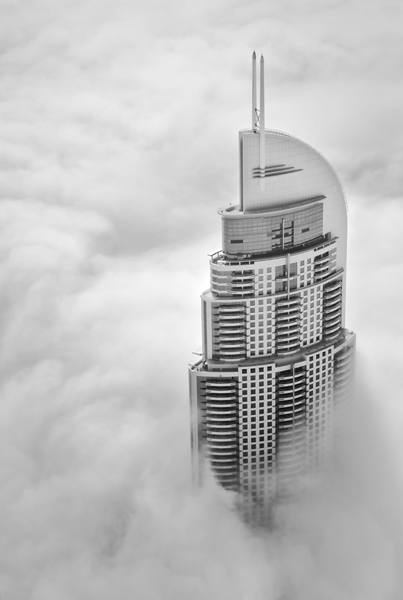 The Address in the Clouds by Nune Karamyan