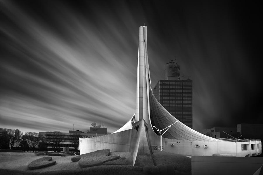 Suspension III By Nune Karamyan