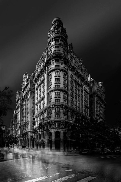 Shadows of Ansonia by Nune Karamyan