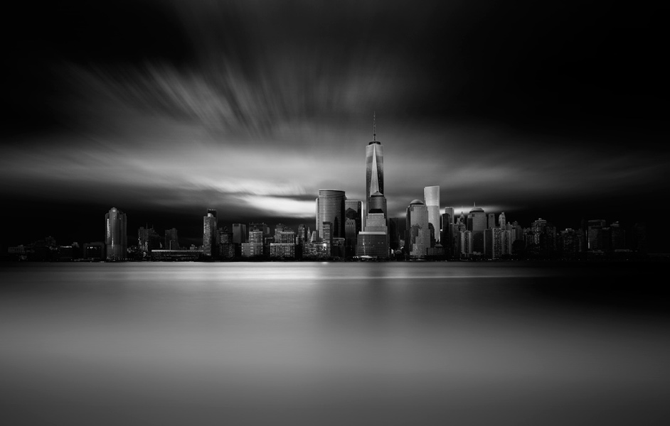 Manhattan Skyline by Nune Karamyan