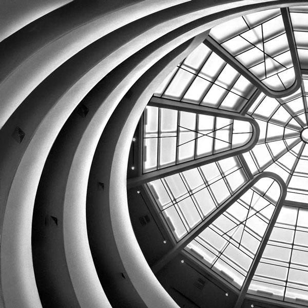 Guggenheim Abstraction by Nune Karamyan