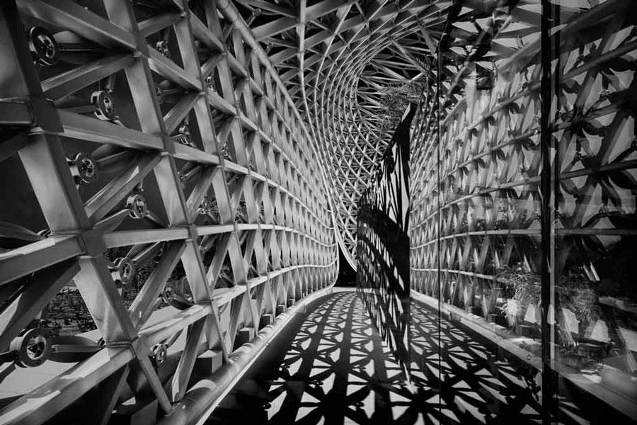 Through II by Nune Karamyan