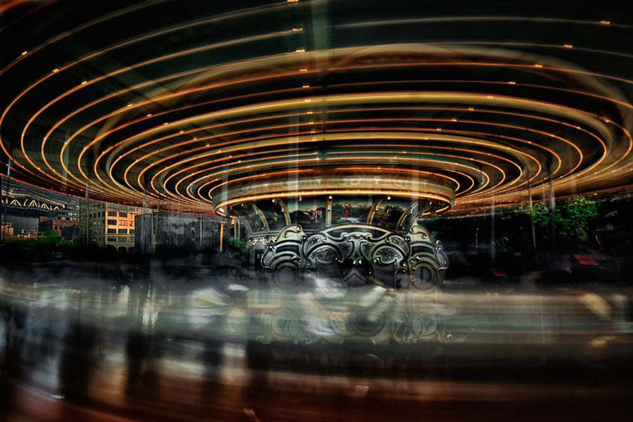 Carousel by Ted Andreasian