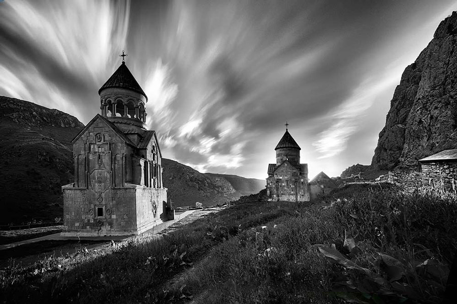Noravank by Ted Andreasian