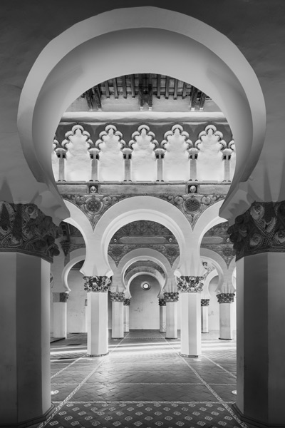 Moorish Spain 1 by Nune Karamyan