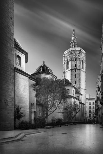 Gothic Spain 1 by Nune Karamyan