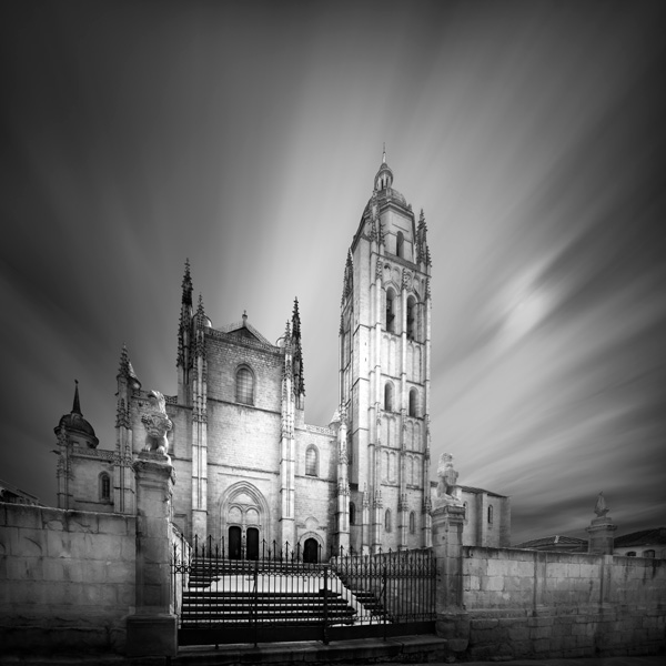 Gothic Spain 2 by Ted Andreasian