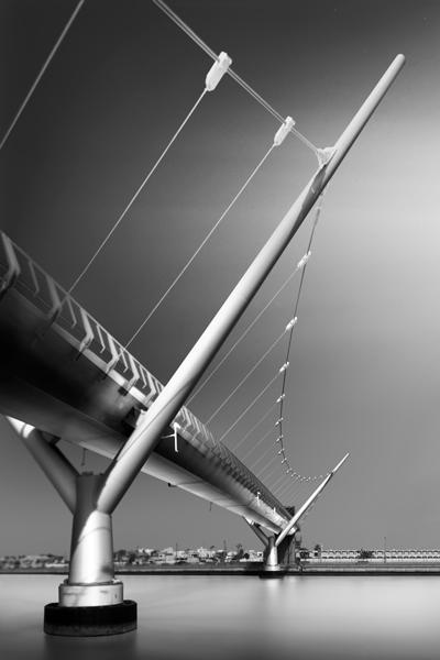 Bridge Study 5 by Nune Karamyan