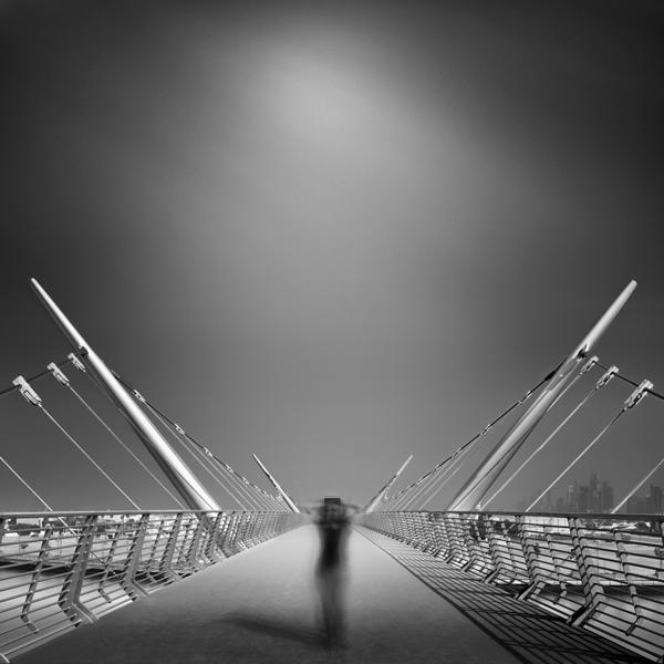 Bridge Study 6 by Nune Karamyan