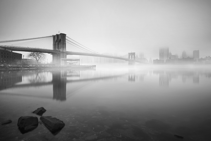 Breaking the Mist III